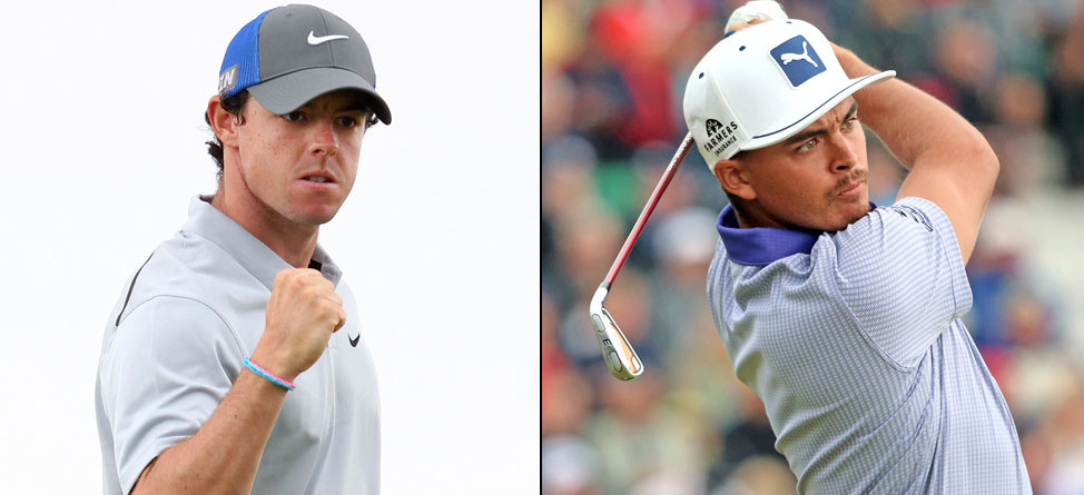 Round 3 Recap: Rickie vs. Rory For Open Championship