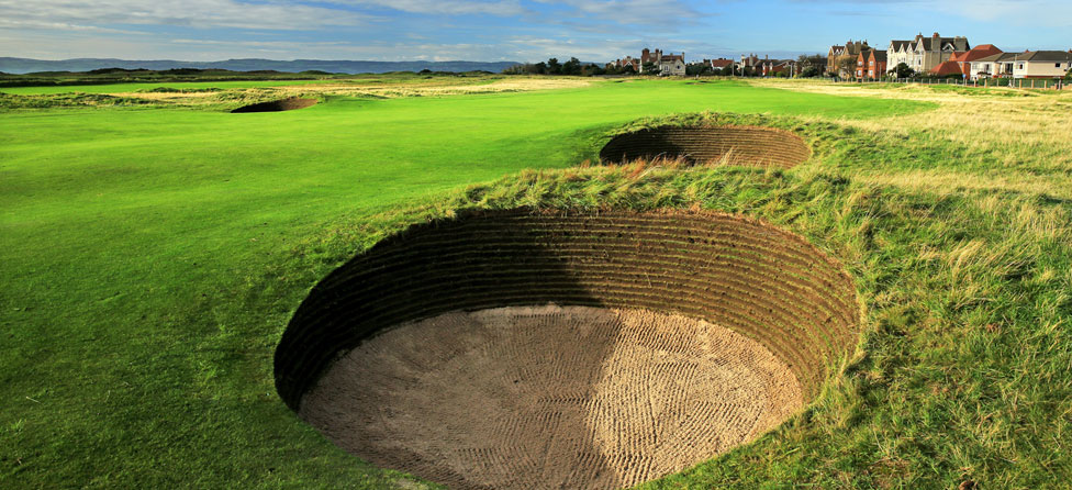 2014 Open Championship's Hole of the Day: Royal Liverpool's 1st