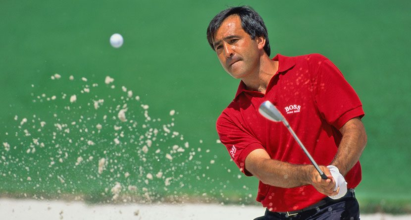 9 Powerful Quotes From A Sporting Genius, Seve Ballesteros