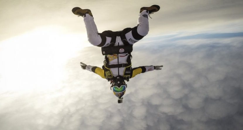 Next Up on Rickie Fowler's Bucket List: Skydiving