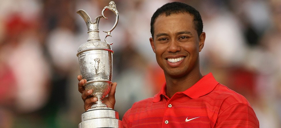 Open Championship Flashback: Tiger Woods Storms Hoylake in '06