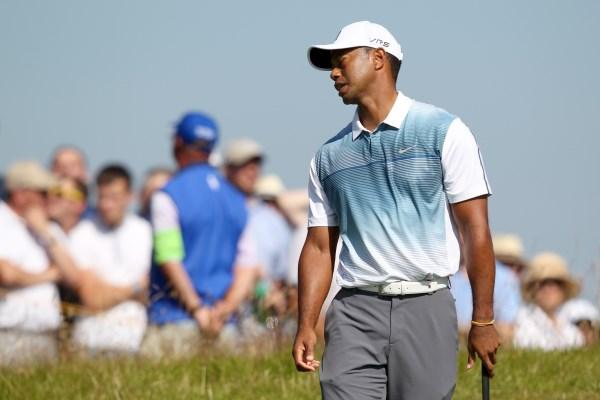 Tiger Woods 600