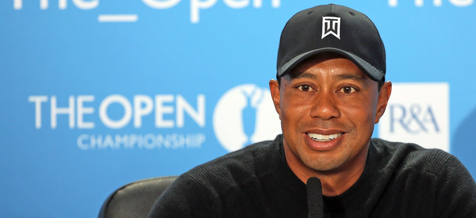 Tiger Woods Believes He Can Win 2014 Open Championship