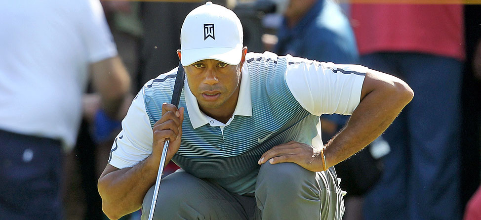 Despite Injuries, Tiger Woods Still Made $55 Million Last Year