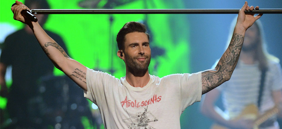 Adam Levine to Open 'Weed and Golf' Store?