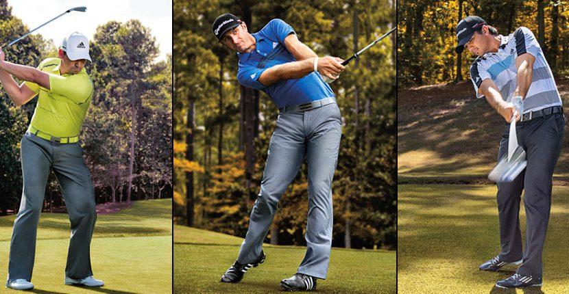Open Championship 2014: adidas Golf Player Scripting