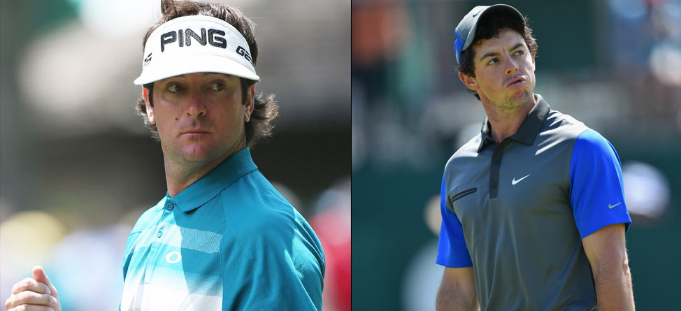 Bubba Watson, Rory McIlroy Can't Name The Beatles