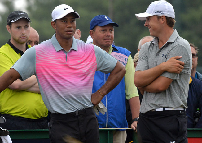 Jordan Spieth Unseats Tiger Woods As 2015's Highest Earner