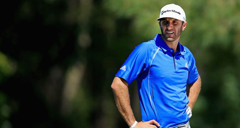 Dustin Johnson Taking Leave of Absence for 'Personal Challenges'
