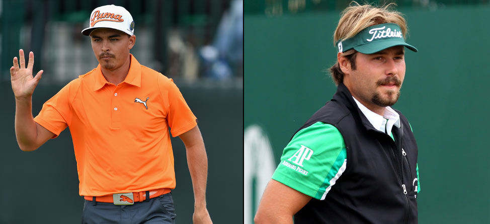 2014 Open Championship: Best Day 4 Style