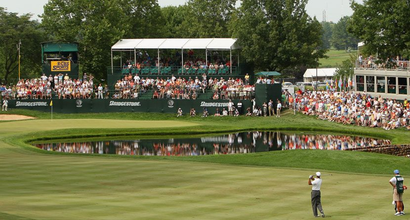 Tournament Hole of the Week: WGC-Bridgestone Invitational
