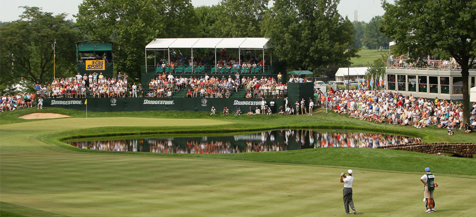 Tournament Hole of the Week: WGC-Bridgestone Invitational