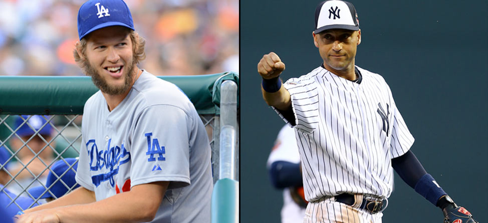 Jeter, Kershaw Among All-Stars Receiving Bettinardi Putters