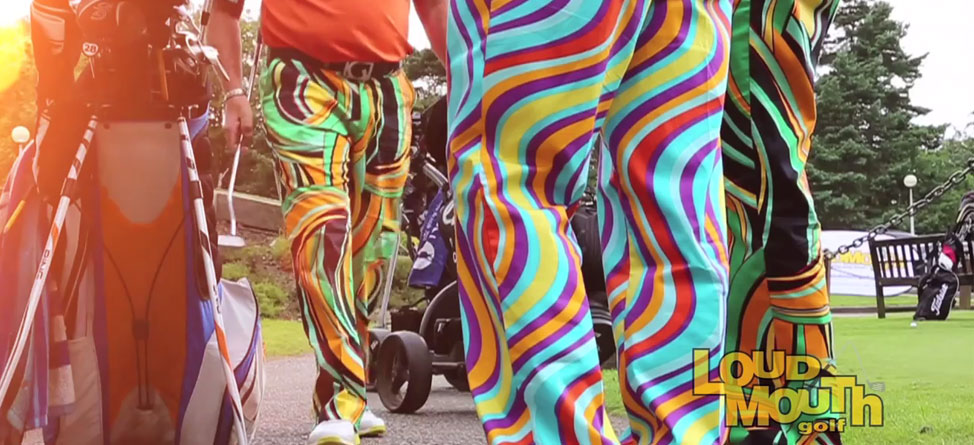 Yeah Baby! Loudmouth's Shagadelic Open Rocks