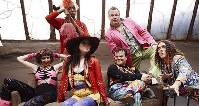 Loudmouth Gear Plays Supporting Role in Weird Al's 'Tacky'