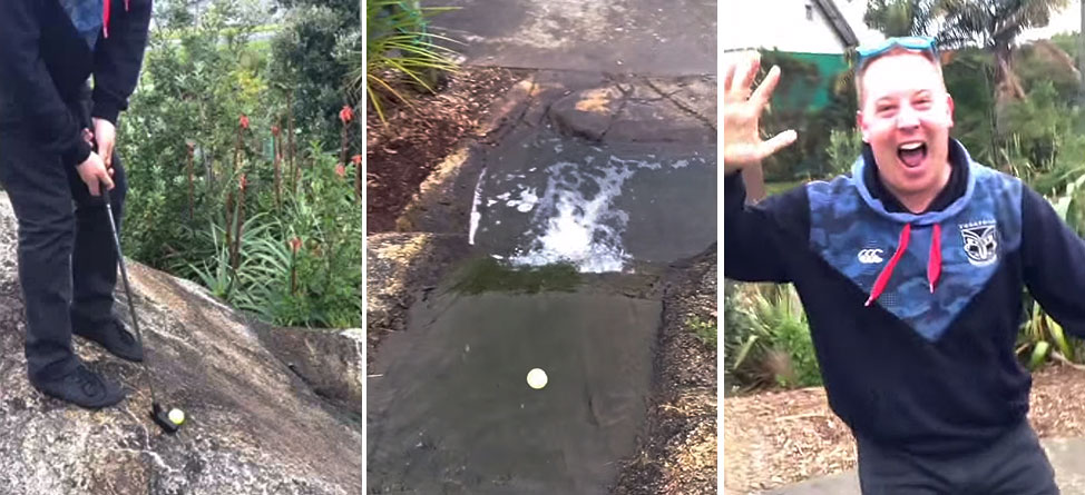 Is This The Greatest Hole-In-One Of All Time?