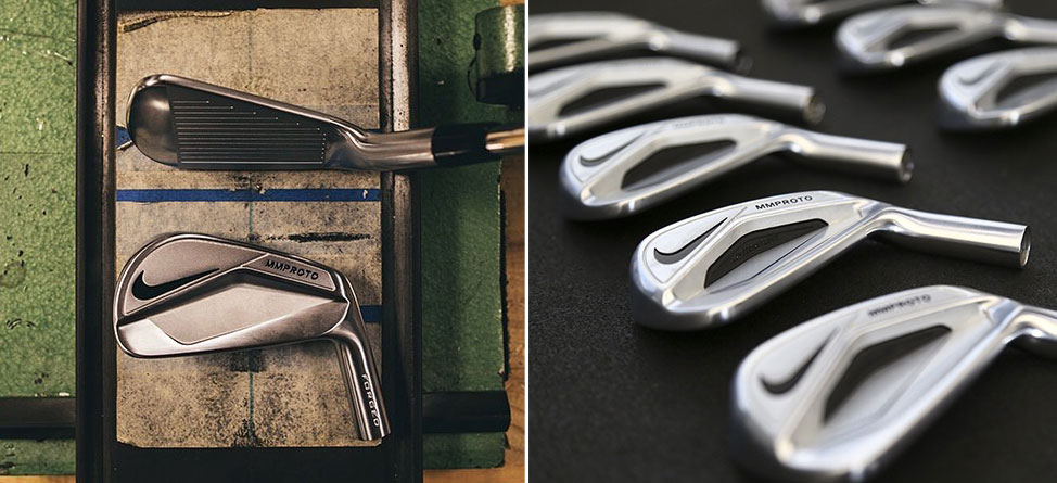 Nike To Release Limited Prototype Irons Designed By Woods, McIlroy