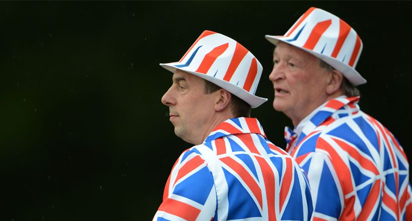 9 Craziest Open Championship Fan Outfits