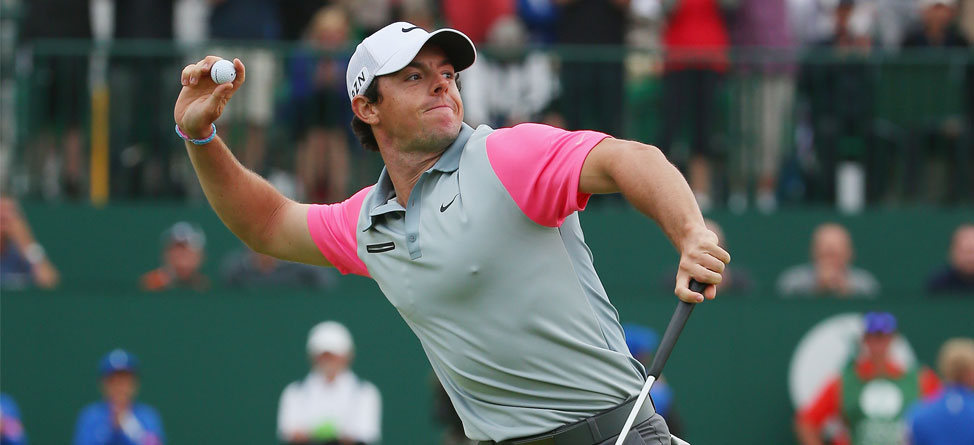 You Could Own Rory McIlroy's Open Championship Ball