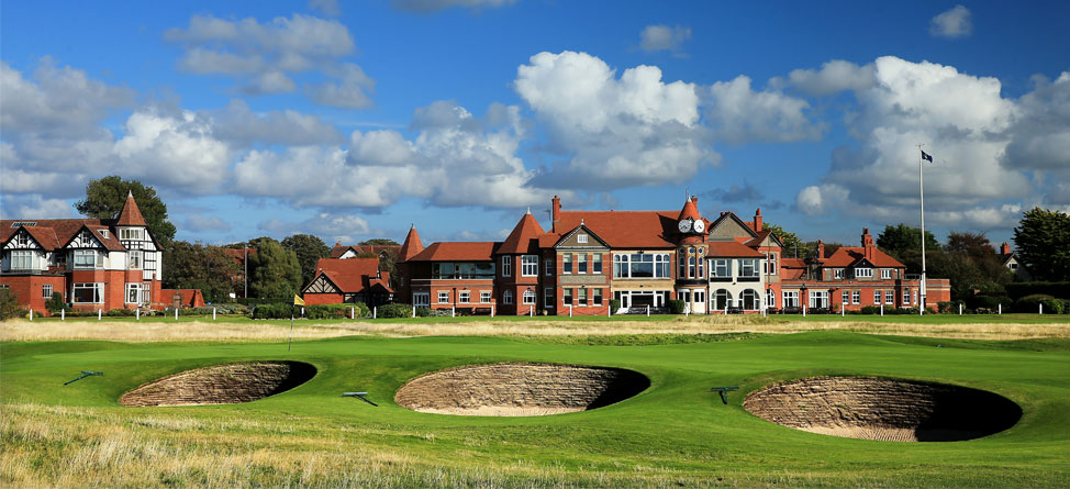 2014 Open Championship's Hole of the Day: Royal Liverpool's 18th