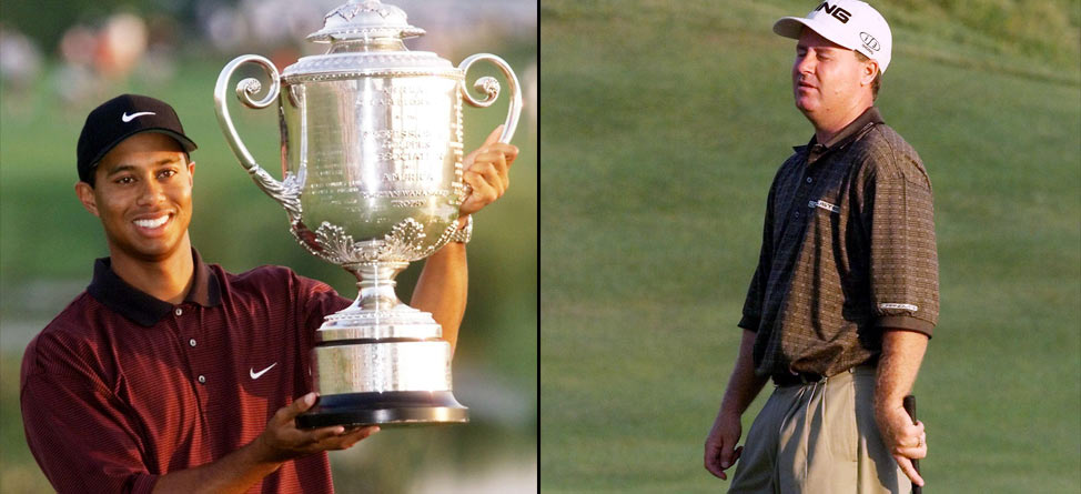 Return to Valhalla: Tiger Woods vs. Bob May 14 Years Later