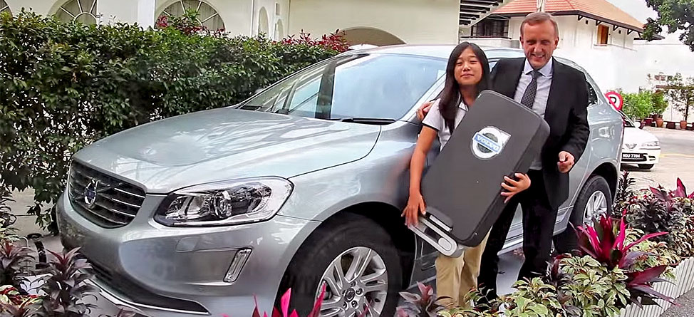 12-Year-Old Makes Hole-In-One, Wins A Prize She Can't Drive
