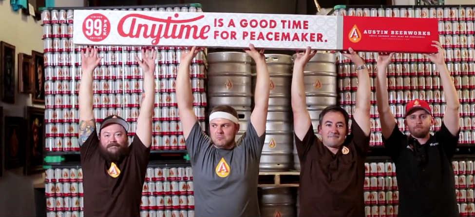 99 Pack Beer Austin Beerworks