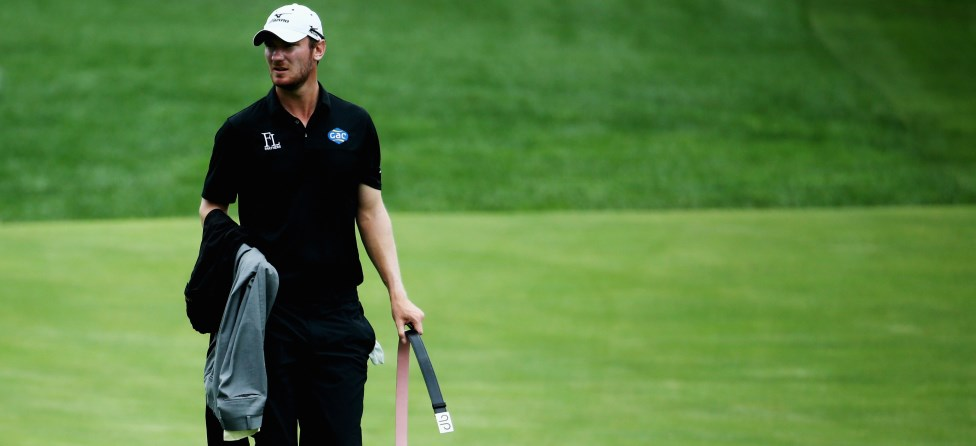 Chris Wood Split his Pants En Route to Top of Leaderboard