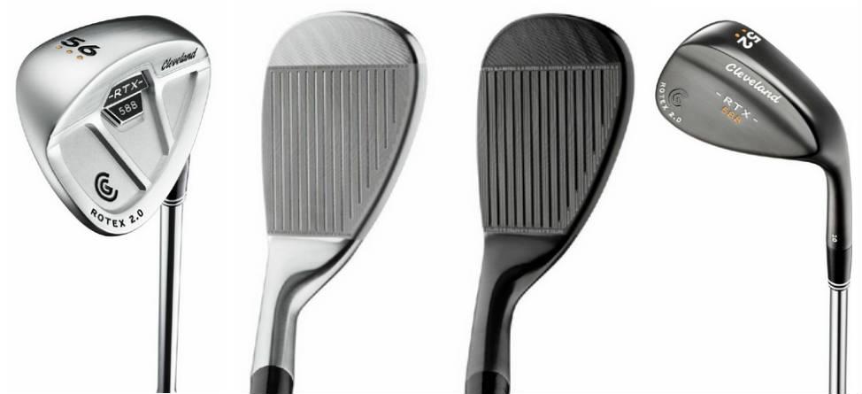 Sneak Peek: Cleveland Golf 588 Rotex 2.0 Wedges