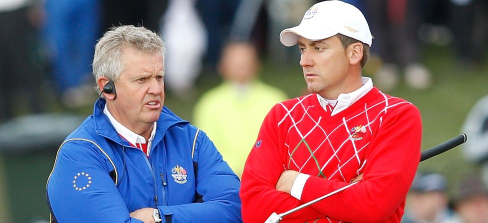 Monty Thinks Skipping Poulter for Ryder Cup is a Good Idea