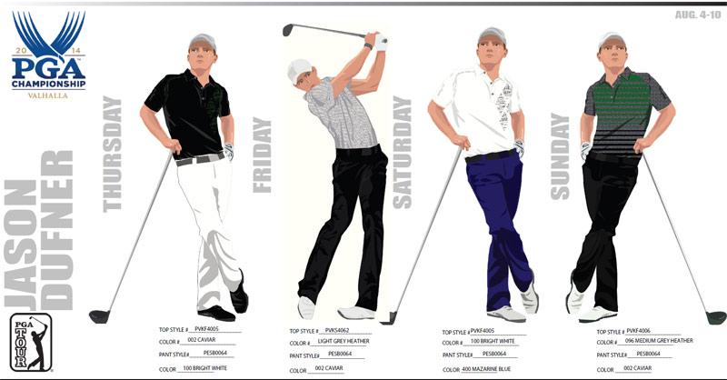 Dufner-2014-PGA-Championship-Scripted-Looks
