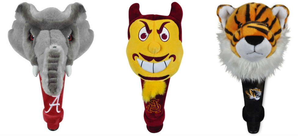 College Football's Preseason Top 25 Teams in Golf Headcovers