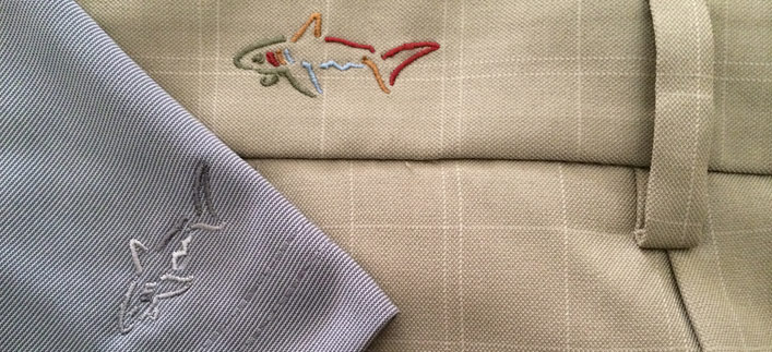 Greg Norman Collection Featured at PGA Championship, Ryder Cup