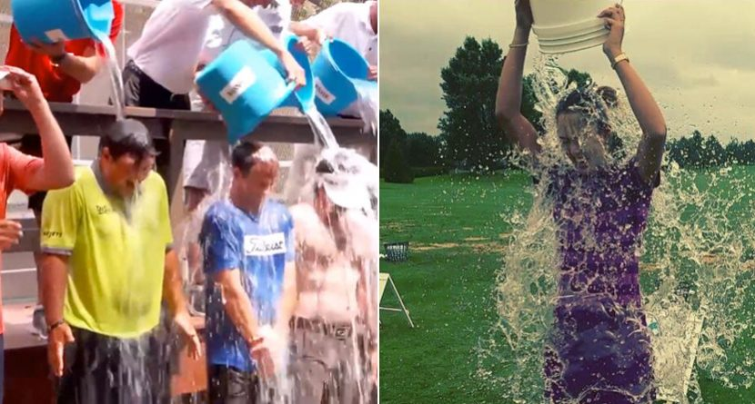 9 Best Ice Bucket Challenges from Pro Golfers