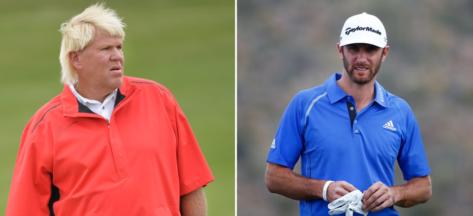 John Daly: 'I Would Love To Help' Dustin Johnson