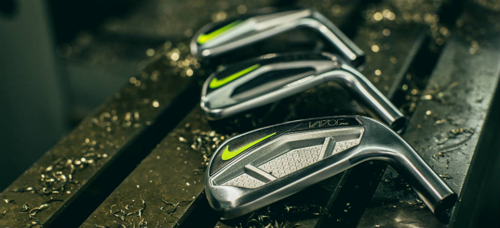 First Look: The New Nike Vapor Irons
