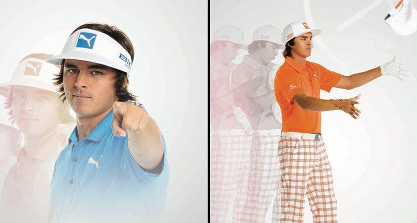 PGA Championship 2014: PUMA Golf Scripting