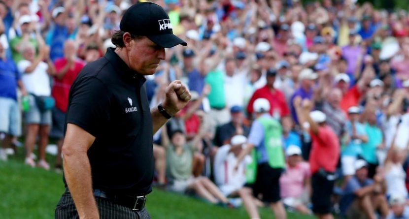Phil Mickelson, 8 Others Earn Way Onto U.S. Ryder Cup Team