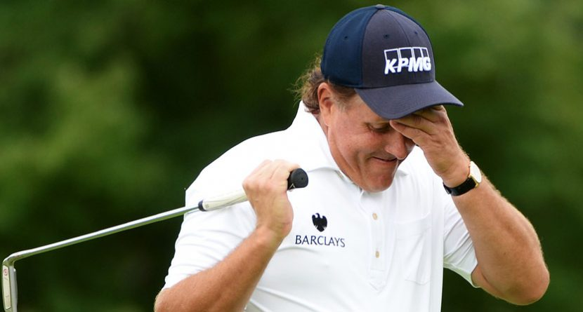 Phil Mickelson Possibly Facing PGA Tour Discipline For Insider Trader Involvement