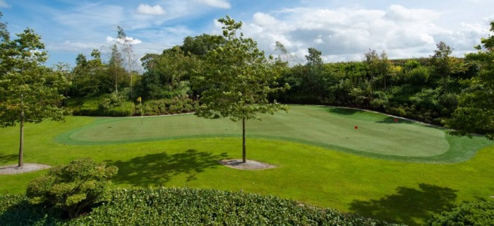 Rory McIlroy's Personal Golf Course Modeled Augusta, St. Andrews