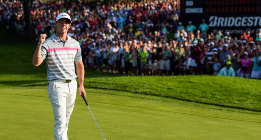 Weekend Recap: Rory McIlroy is the Best Golfer in the World