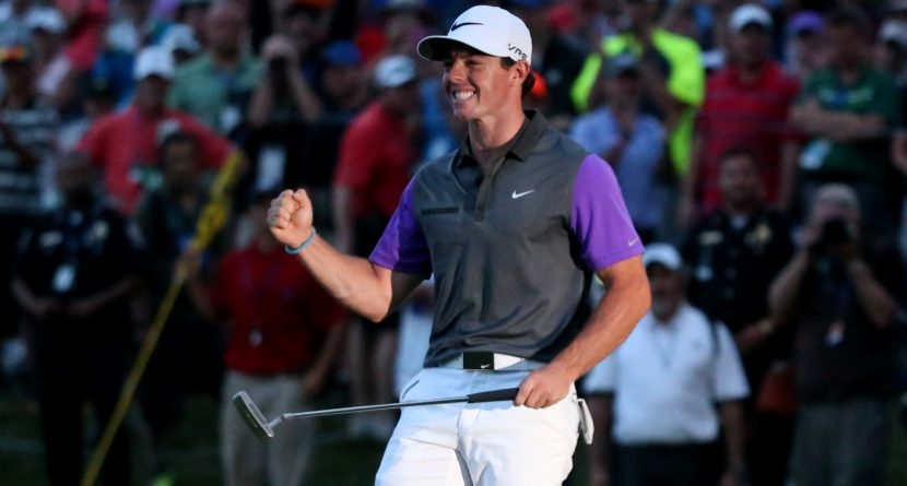 Round 4 Recap: Rory Makes It Reign at PGA Championship