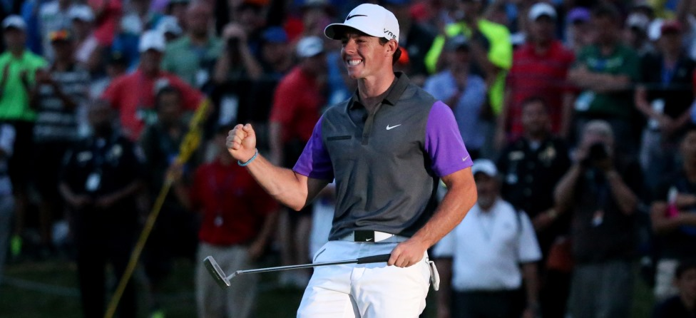 Rory Makes It Reign at PGA Championship