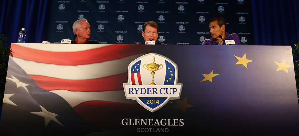 Potential Ryder Cup Captain's Picks On The Hot Seat