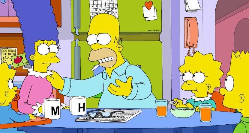 'The Simpsons' Marathon Brings Back Show's Top Golf Memories