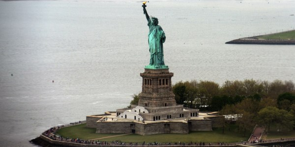 Statue of Liberty 600