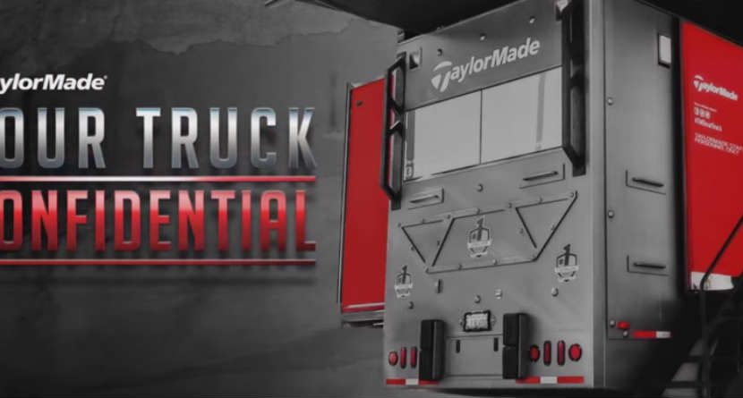 TaylorMade Launches 'Tour Truck Confidential' Web Series