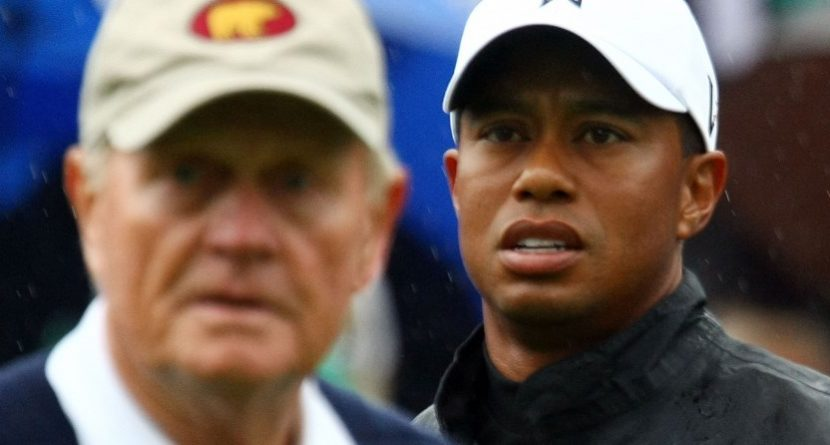 Tiger vs. Jack: The Race Against Time