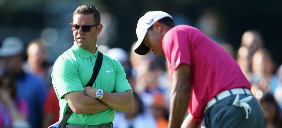 Tiger Woods, Sean Foley Part Ways