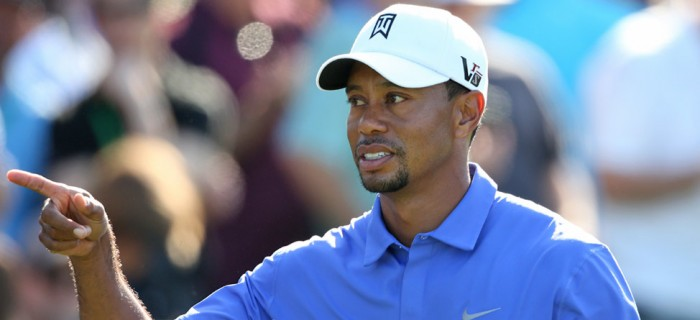 Go Time: Tiger Woods Shows Up at Valhalla, Expects to Win
